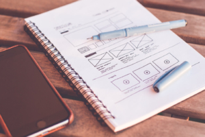 Website building guides - build your own website or use a professional?