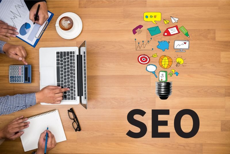 Google SEO & PPC services Warlingham