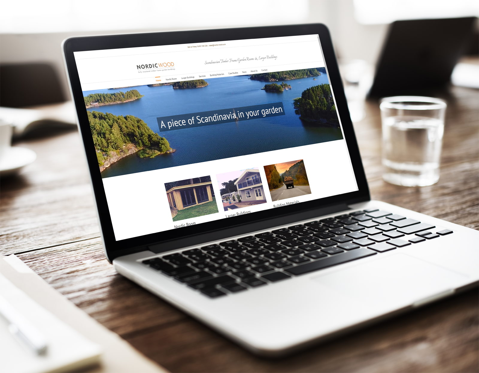Professional, local and affordable web design Surrey