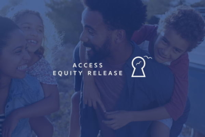 Access Equity Release - Wordpress website design and build in Surrey