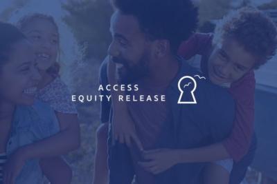 Access Equity Release - Wordpress website design and build in Surrey