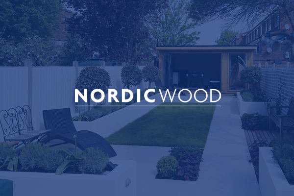Who designed the Nordic Wood website - JJ Solutions