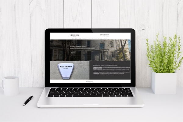Web Design in Bromley from JJ Solutions