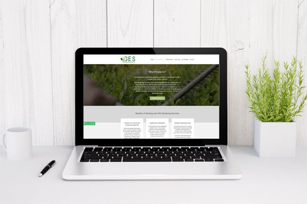 Web Design in Esher from JJ Solutions