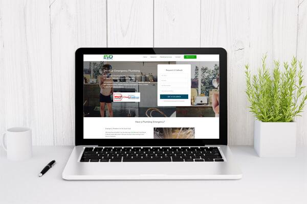 Web Design in Reigate from JJ Web Solutions - WordPress website designers in Reigate