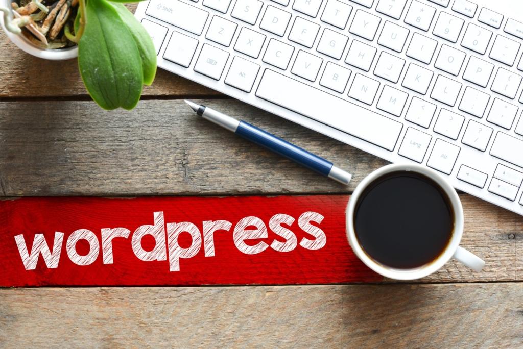 WordPress web design Chessington